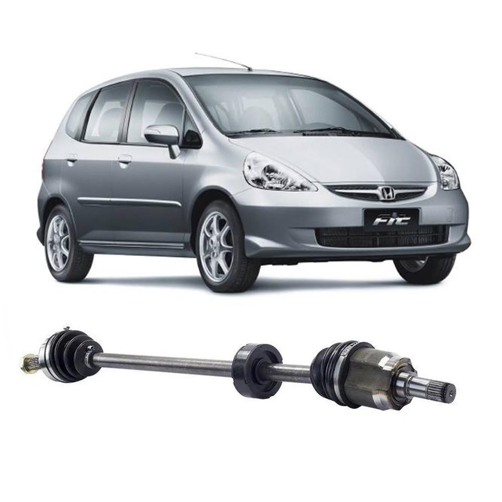 Semi Eixo Honda Fit 1.5 Automático 2004 2005 2006 2007 2008 - Lado Direito