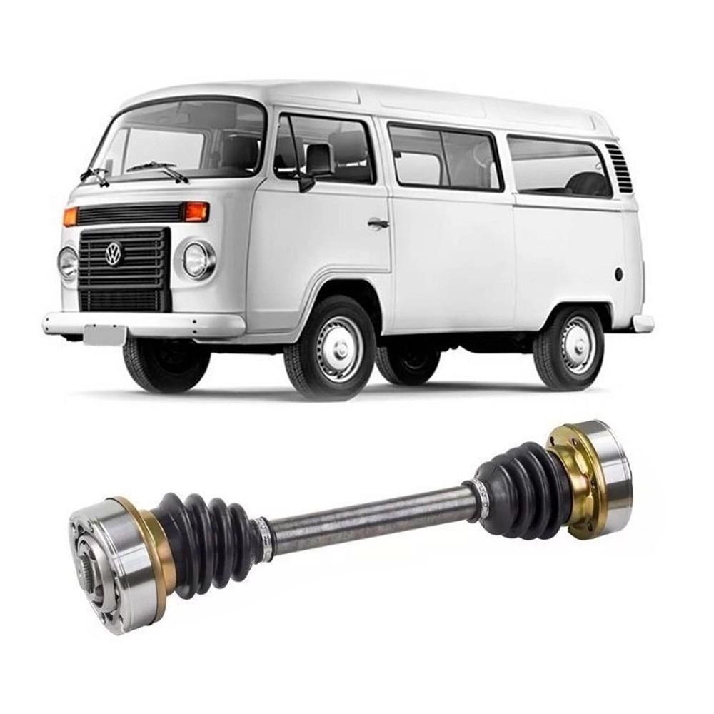 Semi Eixo Kombi 1.6 à Ar 1978 a 2005 Kombi 1.4 à Água 2006 a 2010 - Motor Fox - Lado Esquerdo e Direito