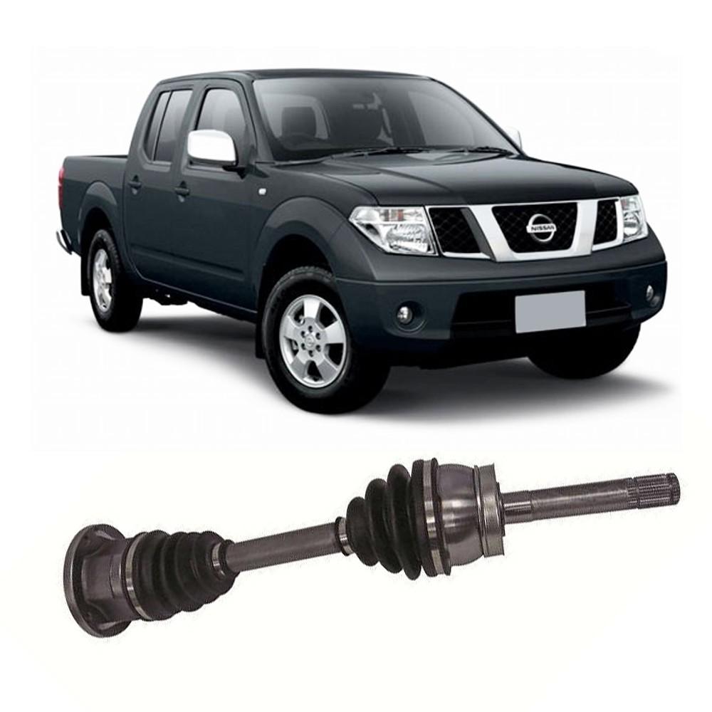Semi Eixo Nissan Frontier 2002 2003 2004 2005 2006 2007 - Lado Direito e Esquerdo