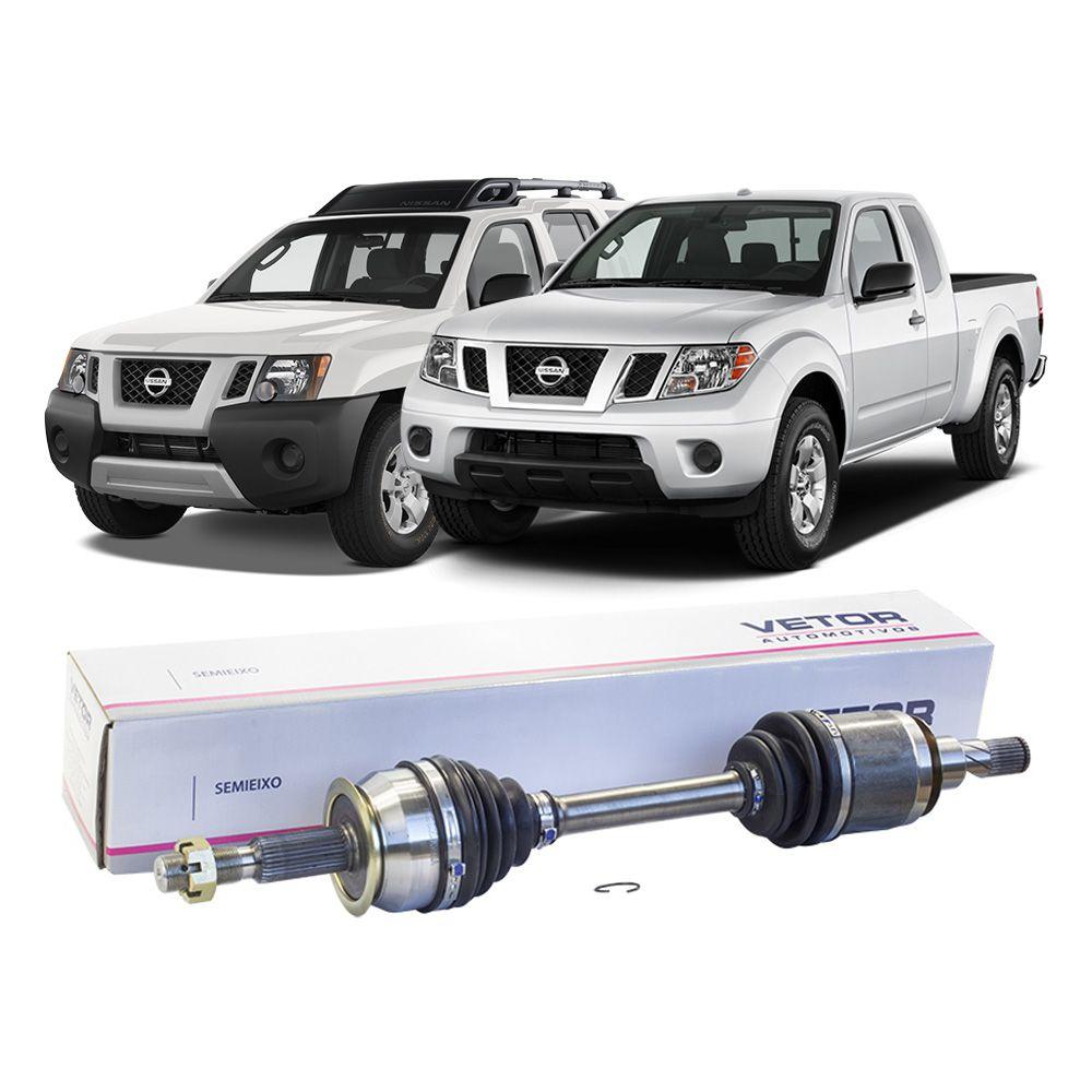 Semi Eixo Nissan Xterra 2.5 Frontier 2.5 4x4 a partir de 2008 - Lado Direito e Esquerdo