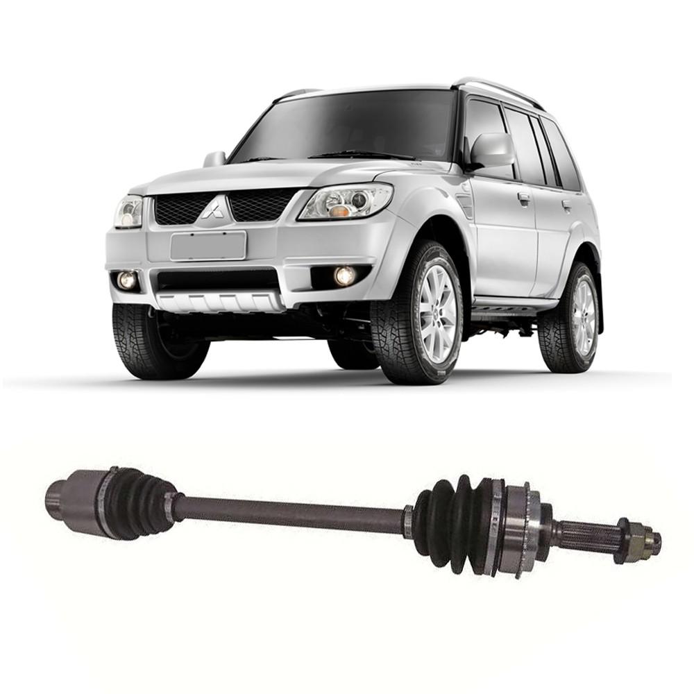Semi Eixo Pajero TR4 Automático com ABS 2002 2003 2004 2005 2006 2007 2008 2009 2010 2011 - Lado Esquerdo