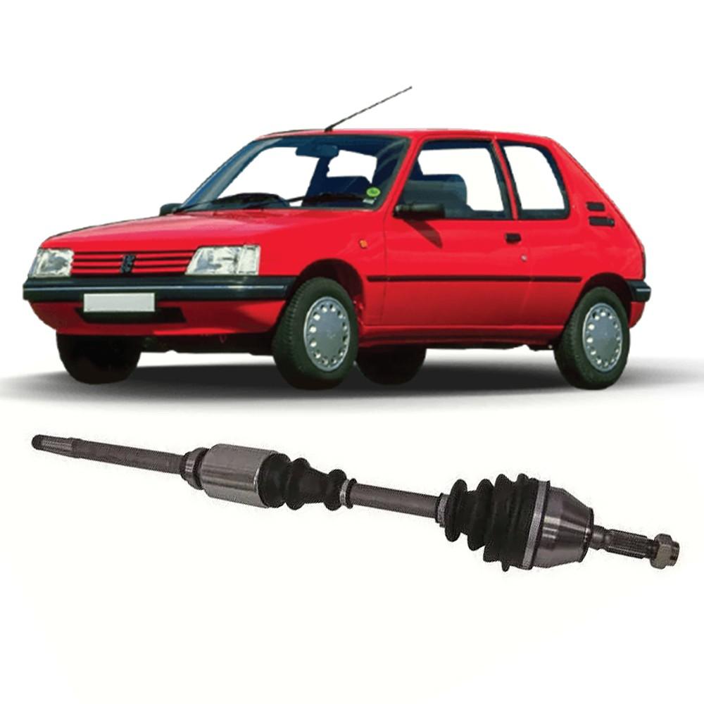 Semi Eixo Peugeot 205 1.4 Sem ABS 1988 1989 1990 1991 1992 1993 1994 - Lado Direito