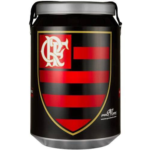 Cooler Térmico Clube de Regatas Flamengo - Oficial do Time