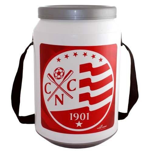 Cooler Térmico Clube Náutico Capibaribe - Oficial do Time