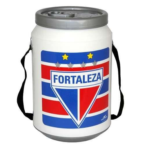 Cooler Térmico Fortaleza Esporte Clube - Oficial do Time