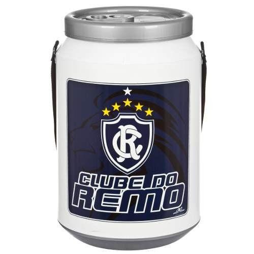 Cooler Térmico Remo Futebol Clube 24 Latas - Oficial do Time