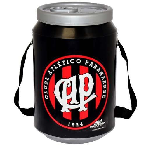 Cooler Térmico Clube Atlético Paranaense - Oficial do Time