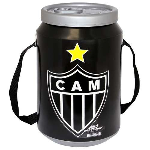 Cooler Térmico Clube Atlético Mineiro 24 Latas - Oficial do Time