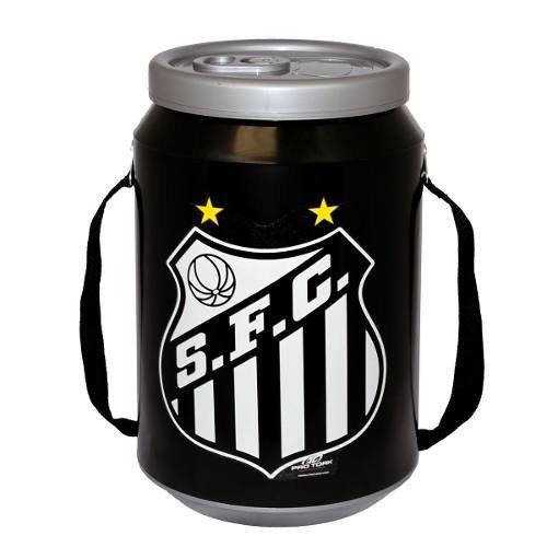 Cooler Térmico Santos Futebol Clube 24 Latas - Oficial do Time