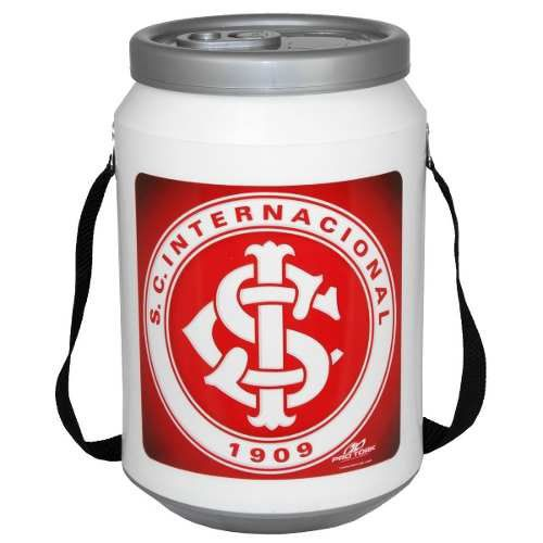 Cooler Térmico Sport Club Internacional - Oficial do Time