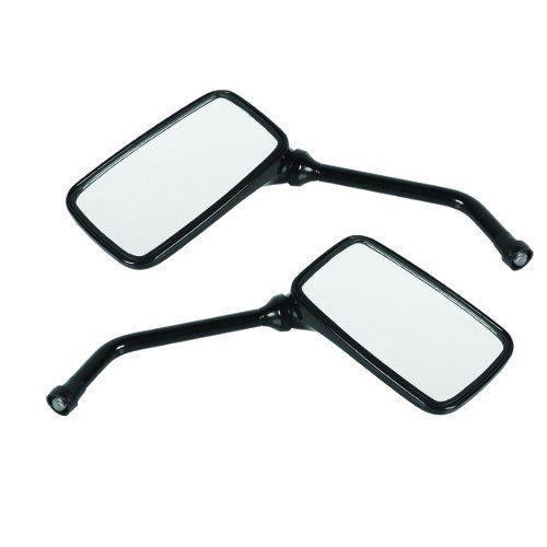 Espelho Retrovisor Original (par) Honda Cbx200 Strada Preto