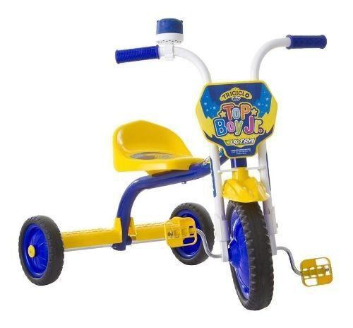Triciclo Infantil Masculino Ultra Top Boy Jr