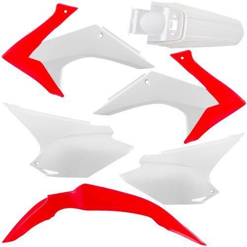 Kit Plásticos Honda Crf230 2015 Padrão Original Pro Tork