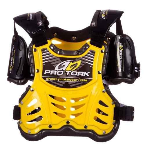 Colete de Proteção Infantil 788 Pro Tork Motocross Kids