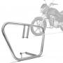 Mata Cachorro Moto Tradicional Honda Titan 150 2004-2020 Cromado