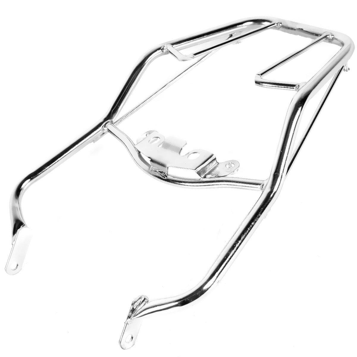 Bagageiro Em Tubo Honda Nxr 125 150 Bros Até 2008