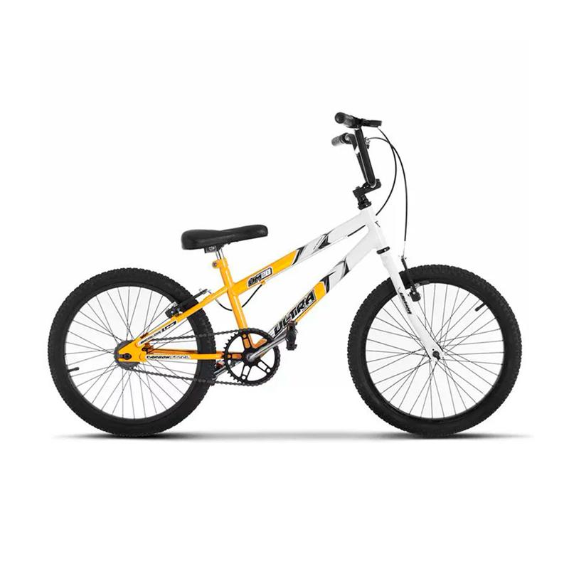 Bicicleta Infantil Aro 20 Bicolor Ultra Bikes - Amarela - Oferta Única
