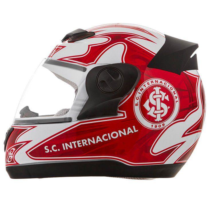 Capacete 3G Sport Club Internacional - Oficial