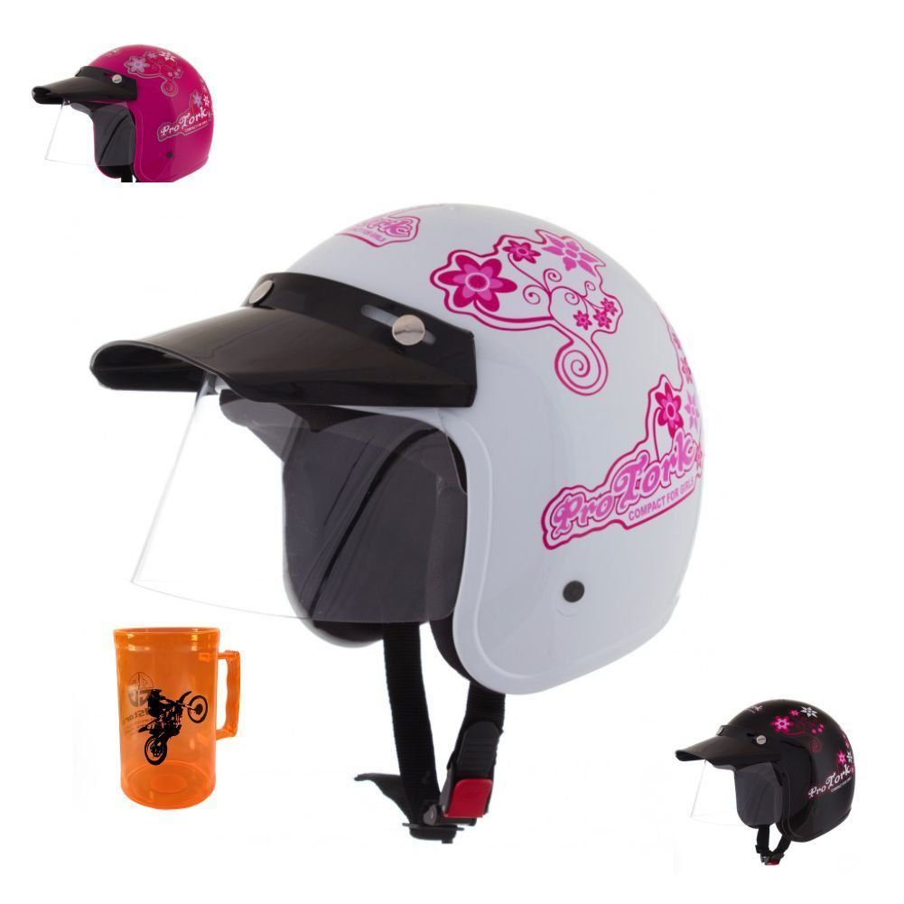 Capacete Compact For Girls
