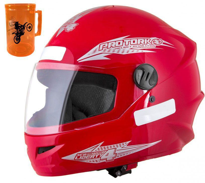 Capacete Liberty Four For Kids