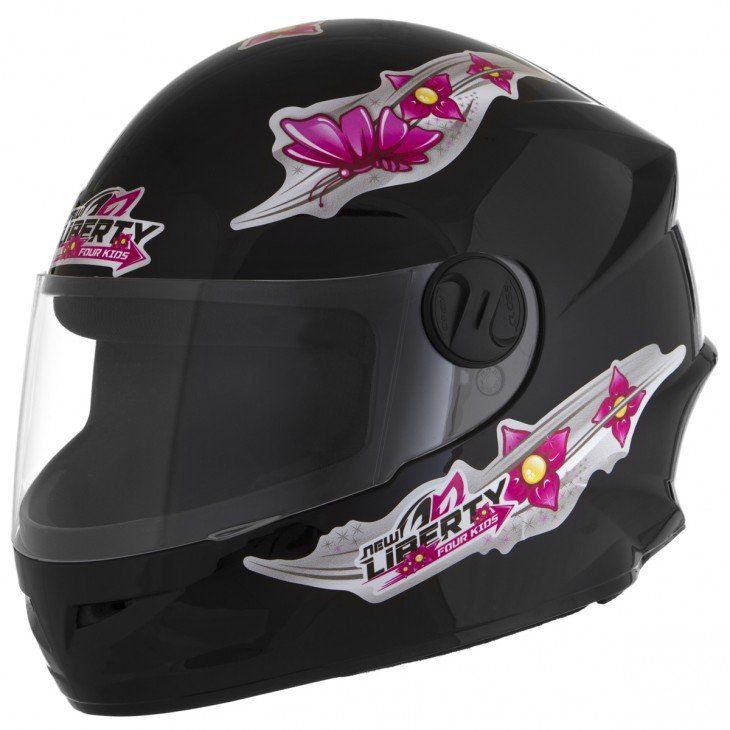 Capacete Liberty Four Kids For Girls
