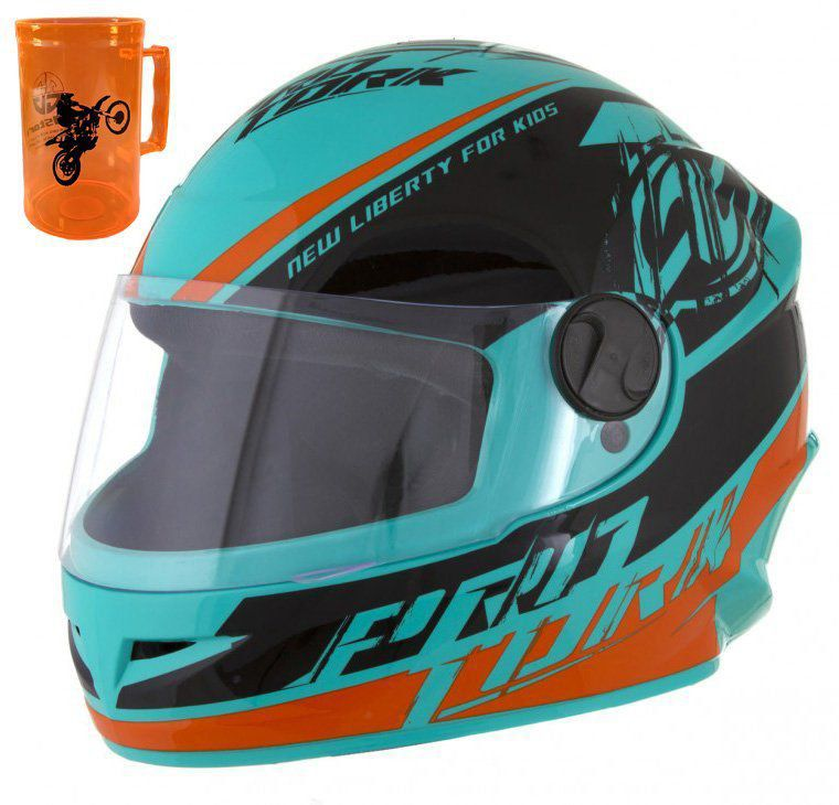 Capacete New Liberty For Kids