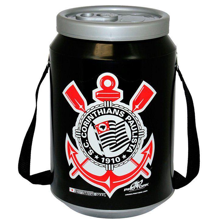 Cooler Térmico Corinthians Paulista - Timão - Oficial do Time