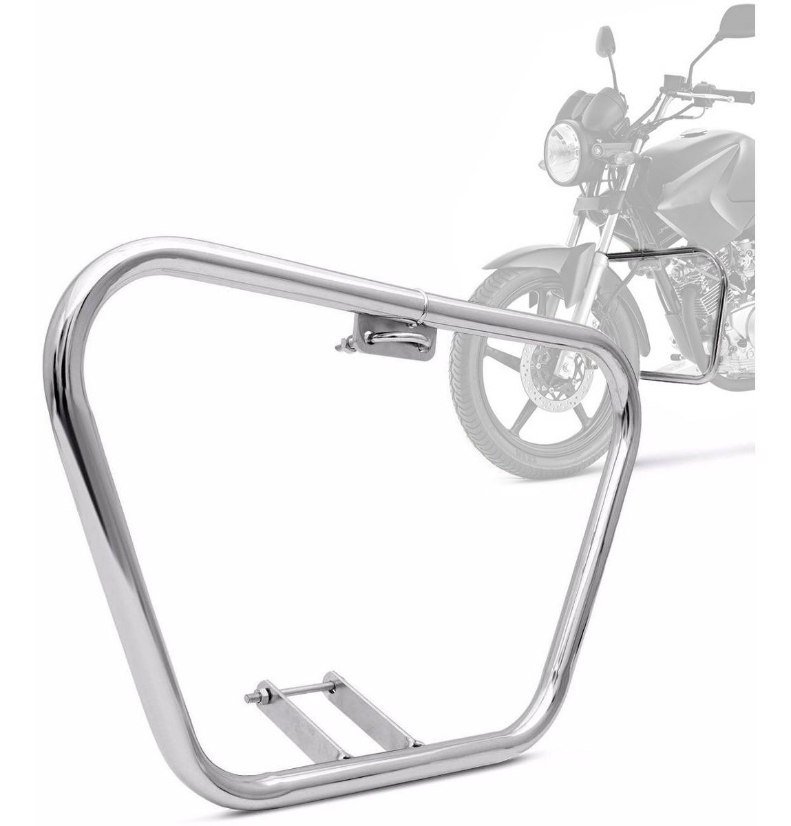 Mata Cachorro Moto Tradicional Honda CG Pro Tork