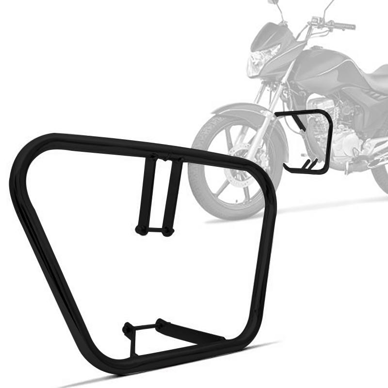 Mata Cachorro Moto Tradicional Honda Titan 160 2016