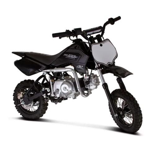 Mini Moto 100cc Pro Tork TR-100F  - Preto