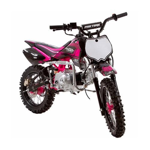 Mini Moto 100cc Pro Tork TR-100F  - Roxa