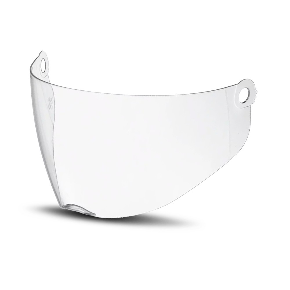 Viseira Cristal Transparente Capacete Mx Pro Vision Pro Tork