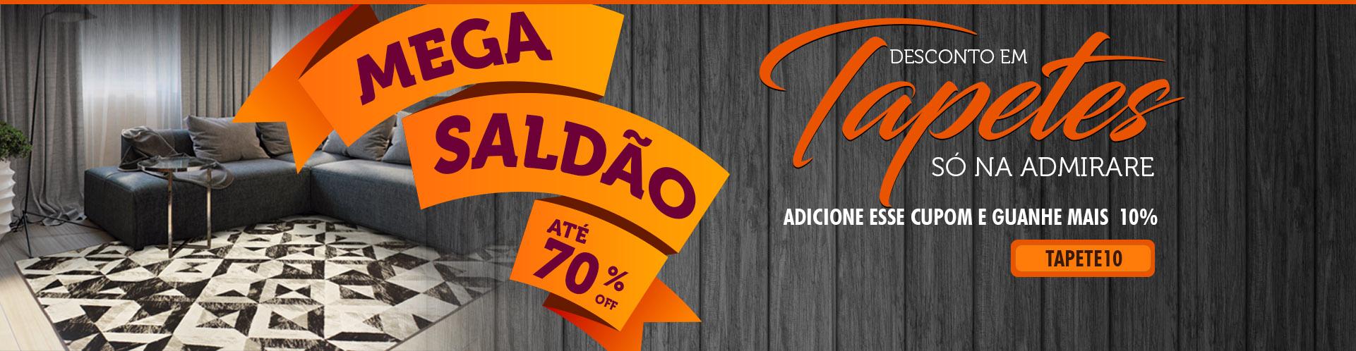 Banner Promoção Tapetes