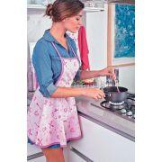 Avental de Cozinha Estampado Barbie Chef Lepper