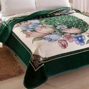 Cobertor Casal Jolitex Toque Macio e Antialérgico Toulon