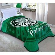 Cobertor Palmeiras Macio 150X200 | Corttex
