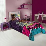 Colcha Infantil Monster High | Lepper