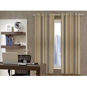 Cortina Blackout Estampada PVC (Plástico) 280x180