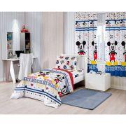 b303e32477 jogo de cama infantil mickey mad santista disney 315xjm