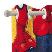 Cortina Infantil Spider Man 2 folha de 150x180m Lepper