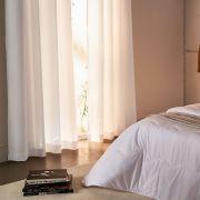 Cortina Longa para sala/quarto Veneza 2,80 x 2,30m Santista