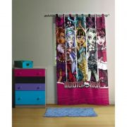 Cortina Monster High Infantil 1,45 x 2,20 - Lepper