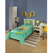 Jogo de cama 2 Peças Minions | Lepper
