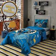 Jogo de cama 3 Peças Batman Brilha no Escuro | Lepper