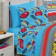 Jogo De Cama Infantil Cars Colors 3 Peças | Santista