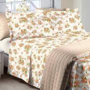 Jogo de cama Solteiro Color Art 3 peças Corttex