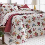 Jogo de cama 3Pçs Solteiro Realce Premium Sultan TALITA
