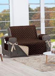 Protetor para sofá Mônaco 2 Lugares | Brothers Enxovais