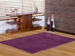 Tapete de Sala Shaggy 1,40x2,00 Purpura