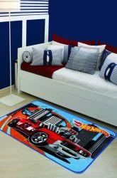 Tapete Orient Disney 70 x 110 cm Hot Wheels | Jolitex